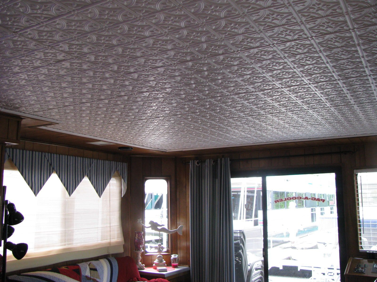 Faux Tin Ceiling Tiles Surfacingsolution