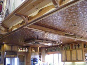faux tin decorative ceiling tiles