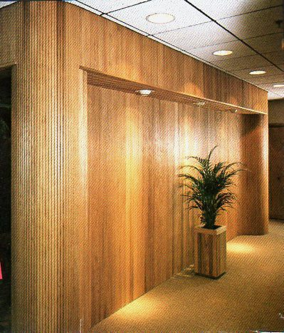Tambour Panels Solid Wood And Veneers Surfacing Solution