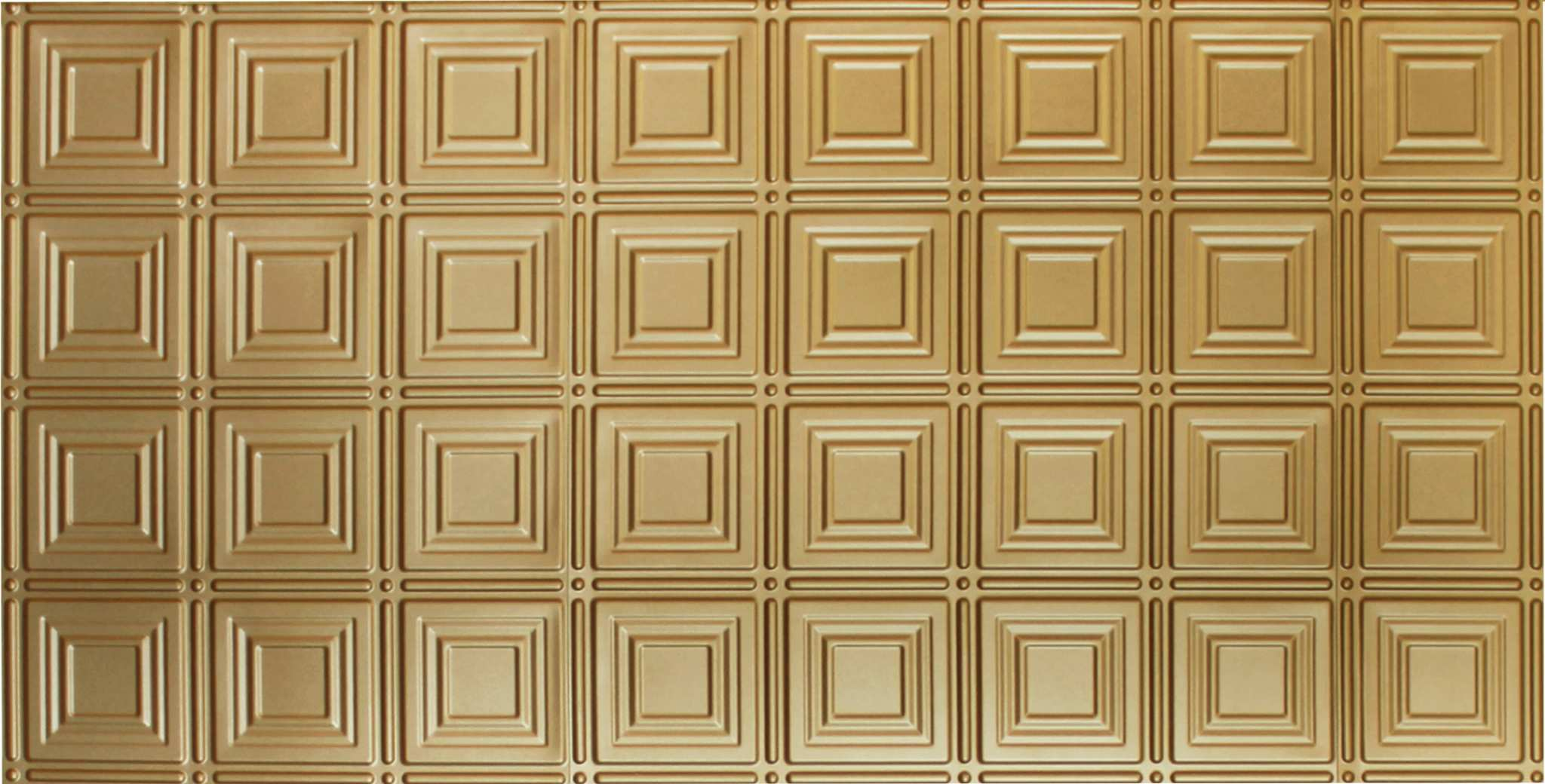 Faux tin ceiling tiles surfacingsolution brass 209 2x4 faux tin ceiling tile dailygadgetfo Gallery