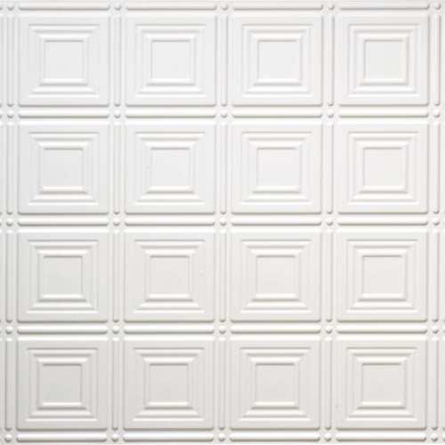 faux tin diy ceiling tile