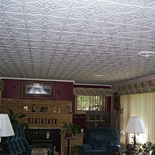 faux tin ceiling tiles decorative tin ceilings