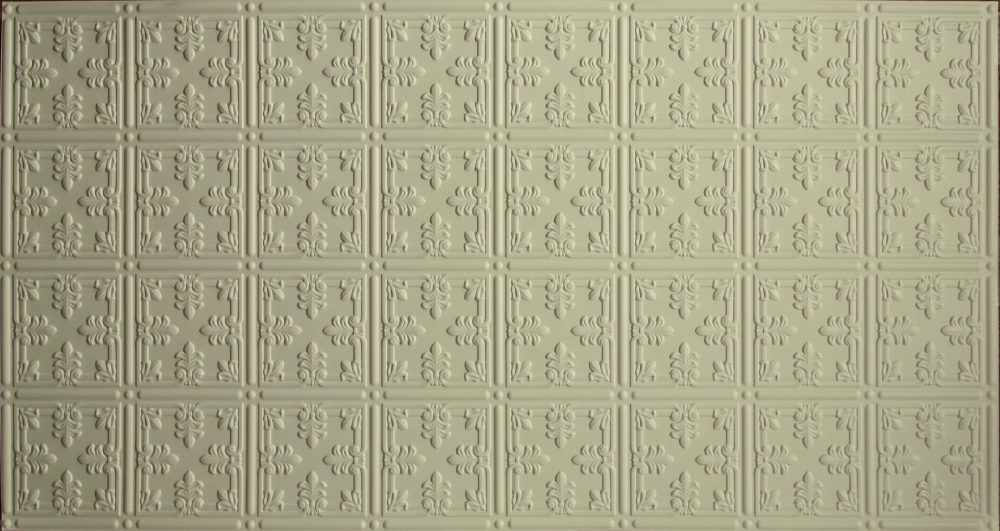 Faux tin ceiling tiles surfacingsolution 2x4 faux tin ceiling tile glue up install dailygadgetfo Images