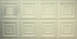 2x4 faux tin glue up decorative tin ceiling tile