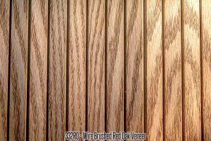 332 Red Oak Tambour Veneer 4x8 Wood Wall Paneling