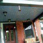 decorative tin ceiling tiles faux tin ceiling outside
