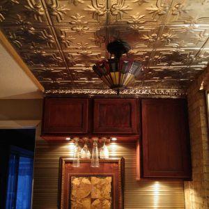 metal tin ceiling tiles