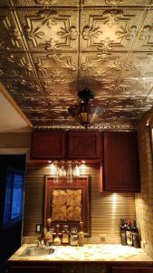 metal tin ceiling tiles