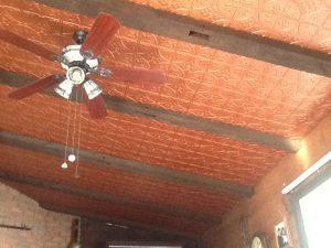 decorative tin ceiling tiles copper
